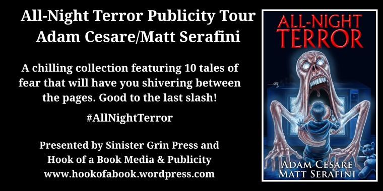 All-Night Terror tour graphic v3