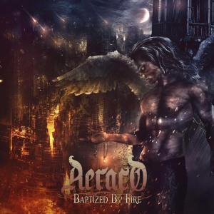 Aeraco - Baptized By Fire - Album Artwork
